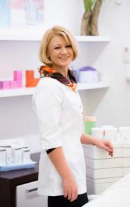 Irina Nowotny, Inhaberin