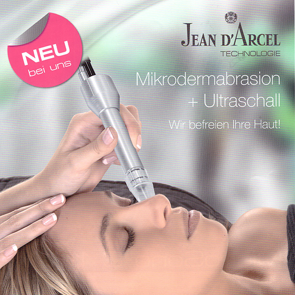Mikrodermabrasion & Ultraschall, Kosmetikstudio Seelze Beauty-Concept